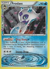 POKEMON GENERATION RADIANT COLLECTION - FROSLASS RC8/RC32 HOLO