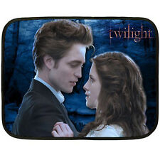 New TWILIGHT LE FILM THE MOVIE for Mini Fleece Blanket Free Shipping