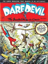 COMICS HOUSE DAREDEVIL COMICS 128 ISSUES ON DVD-ROM