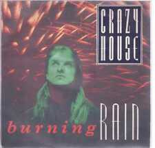 "CRAZY HORSE BURNING RAIN VINILE 45 GIRI 7"" USED"