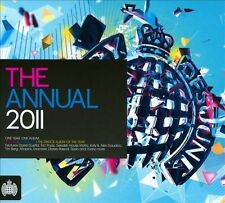 Ministry of Sound: The US Annual 2011 [Box] by Various Artists (CD, Nov-2010,...