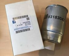 GENUINE Vauxhall Omega Astra Corsa Cavalier Vectra DIESEL Fuel Filter 93183042