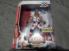 WWE SHAWN MICHAELS SIGNED MATTEL RINGSIDE COLLECTIBLES ELITE ACTION FIGURE HBK