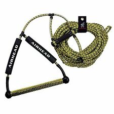 "Kwik Tek AHWR-1 Wakeboard Rope With 15"" Phat Grip Handle"