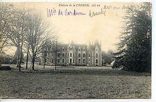 CP 50 Manche - Château de la Crenne, côté est