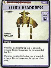 Pathfinder Adventure Card Game - 1x Seer´s Headdress Boon Card  Iconic Heroes #3