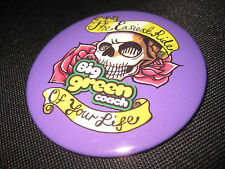 Big Green Coach Download Festival 2016 Badge Music Memorabilia Rock Concert