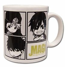 *NEW* Magi The Labyrinth of Magic: Chibi Sinbad, Jafar & Masrur Coffee Mug by GE