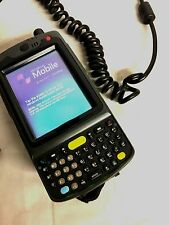 Symbol MC7095 Wireless Windows Mobile Barcode Scanner w/ Base Charger MC70