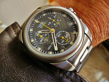CAMEL ACTIVE CHRONOGRAPH (eta/Swiss) excellent quality watch (carbon look dial)