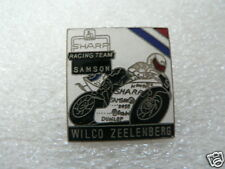 PINS,SPELDJES WILCO ZEELENBERG SHARP SAMSON RACING TEAM MOTO GP