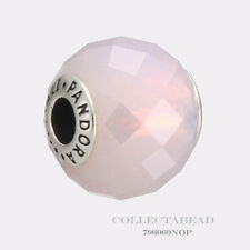 Authentic Pandora Essence Silver Friendship Opalescent Crystal Bead 796069NOP