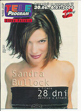TELE PROGRAM 2000/26 (26/6/2000) SANDRA BULLOCK BRIGITTE BARDOT ROBIN WILLIAMS