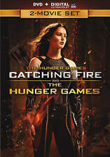 DIGITAL COPIES of The Hunger Games: Catching Fire/The Hunger Games