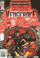 Sentinels Of The Multiverse Card Game - Vengeance Expansion