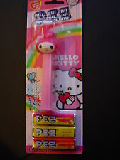 My Melody Pez Candy Dispenser - Hello Kitty Collection -New In Blister Packaging
