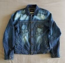 Mens Scotch & Soda Denim Jacket - Size Large