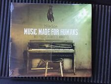 NEW Hanson Music Made For Humans (With Robots Trained By Monkeys) 2014 CD
