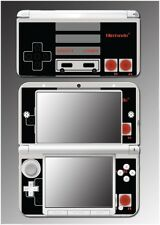 Retro NES Entertainment System Controller Video Game Skin for Nintendo 3DS XL