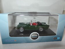 Oxford DSP004 1/43 O Scale Daimler SP250 Open British Racing Green