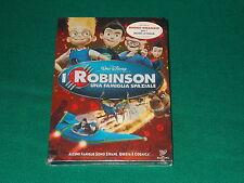 I ROBINSON UNA FAMIGLIA SPAZIALE DVD  CON SLIPCASE