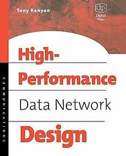 High Performance Data Network Design (IDC Technology)-ExLibrary