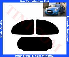 Pellicola Oscurante Vetri Auto Pre-Tagliata Suzuki Alto 5 Potre 2009- da 5% a50%