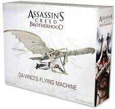 ASSASSIN 's CREED BROTHERHOOD DA VINCI FLYING MACHINE PER ACTION FIGURES NECA