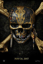 PIRATES OF THE CARIBBEAN DEAD MAN TELL NO TALES MANIFESTO JOHNNY DEPP BLOOM