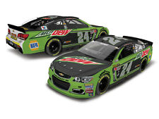 CHASE ELLIOTT MOUNTAIN DEW #24 2016 1/24 ACTION LIONEL DIECAST FREE SHIPPING