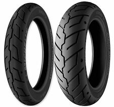 Michelin 80/90B21 & 180/60B17 Scorcher 31 Tires For 10-17 Harley-Davidson FXDWG