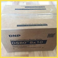 DNP DS80 Photo Media Kit - Brand New