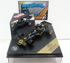 LOTUS 72E #2 ICKX GERMAN GP ALEMANIA 1974 1/43 QUARTZO Q4070
