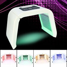 4 Color LED Light Photodynamics Mask Skin Rejuvenation Photon PDT Anti Aging Spa