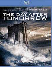 THE DAY AFTER TOMORROW/Dennis Quaid/BLU-RAY+DIG HD/BUY ANY 4 SHIP FREE