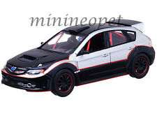 GREENLIGHT 86220 FAST AND FURIOUS 2009 SUBARU IMPREZA WRX STI 1/43 BLACK SILVER