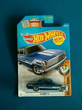 Hot Wheels 2016 HW muscle mania 63 Chevy II nova new htf