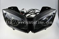 R15 motorcycle HID headlight head lamp with project angel demon eyes for yzf-r15