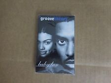 GROOVE THEORY BABY LUV FACTORY SEALED CASSETTE SINGLE