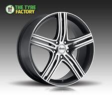 "20"" Advanti A1 rev Charcoal Wheels & Tyres (NEW) Ford Falcon Honda Toyota Mazda"