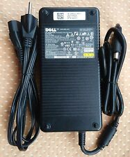 New Original OEM 210W 19.5V AC Adapter for Dell Alienware P18E001 Gaming Laptop