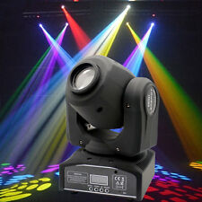 30W RGBW LED Moving Head Stage Lighting DMX-512 DJ Disco XMAS Club Party Light