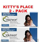 Valuheart Heartworm Tablets for Small Dogs up to 10kg 6 Tablets - 2 PACK