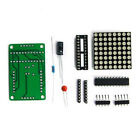 Neu MAX7219 Dot LED-Matrix-Modul MCU Steuerung LED Display Modul für Arduino DIY