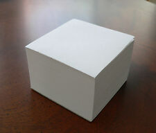 "Blank Note Paper Cubes - *6 for the price of 5 *-  3 1/2"" x 3 1/2"" Glued 1 side"