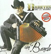 Con Banda by Los Dareyes de la Sierra (CD, Mar-2008, Disa)