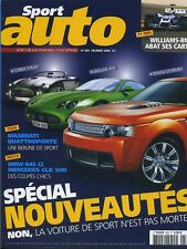 SPORT AUTO n°505 d'Avril 2004 BMW645i MERCEDES CLK 500 MASERATI QUATTROPORTE