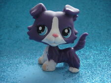100% ORIGINAL Littlest Pet Shop Collie DOG # 1676 Shipping with Polish