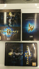 STARCRAFT II 2 Legacy of the Void empty box and quickstart guide only