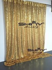 4FT*6FT Gold Sequin Photo Backdrop,Wedding Photo Booth, Photography Background